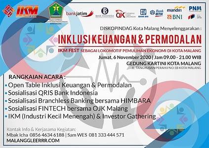 Malang Gleerrr Platform Pemasaran Digital UMKM dan IKM se-Malang Raya
