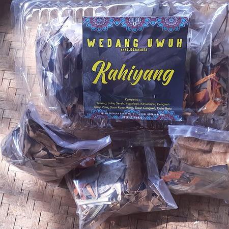 wedang uwuh_kahiyang