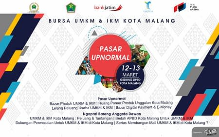 Live Streaming Bursa UMKM dan IKM