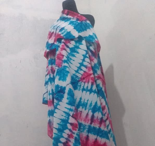 chibori pink blue
