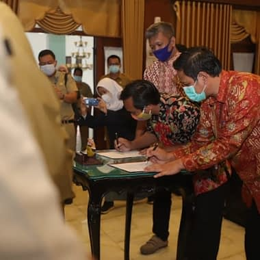 Pemkot Malang Gandeng MalangGleerrr.com dan Bank Jatim untuk Perkuat Sektor UMKM