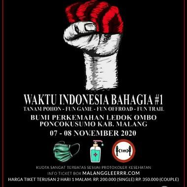 Waktu Indonesia Bahagia #1